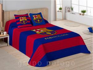 tenemos el textil cama del fc barcelona