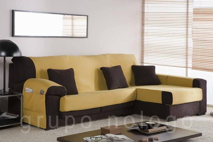 Fundas sof fundas de sofa fundas para sofa chaise - Fundas de sofas a medida ...