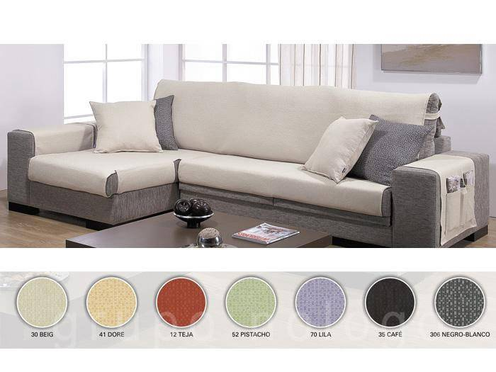 Funda sofa chaise longue Baeza