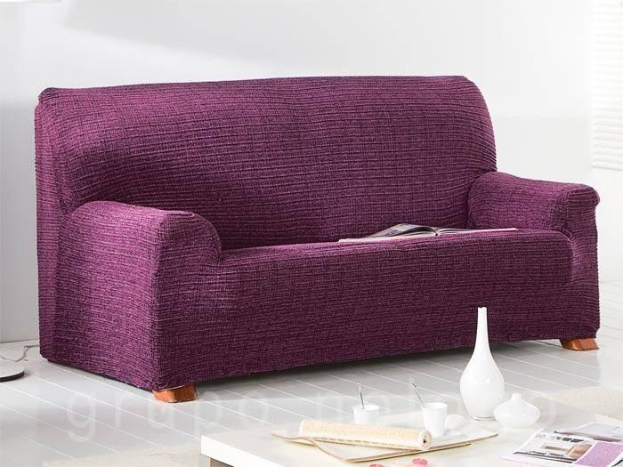 Funda sofa bielastica chenilla ambar comprar funda sofa bielastica - Sofas de ocasion ...