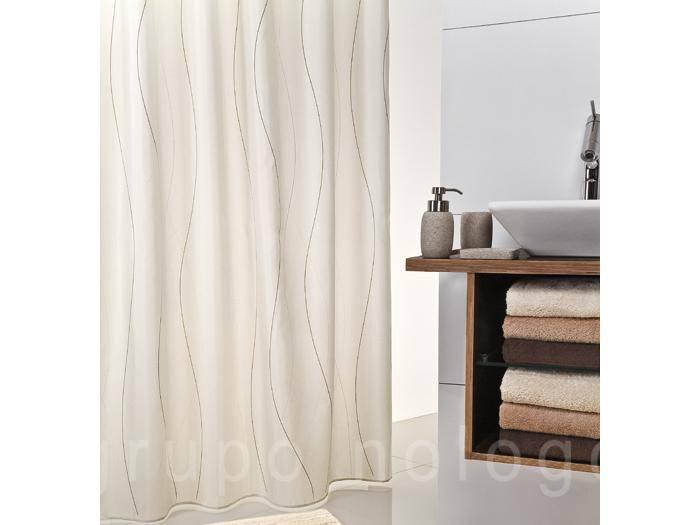 Cortina de ducha o ba era serenity comprar cortina de - Cortinas para banera ...