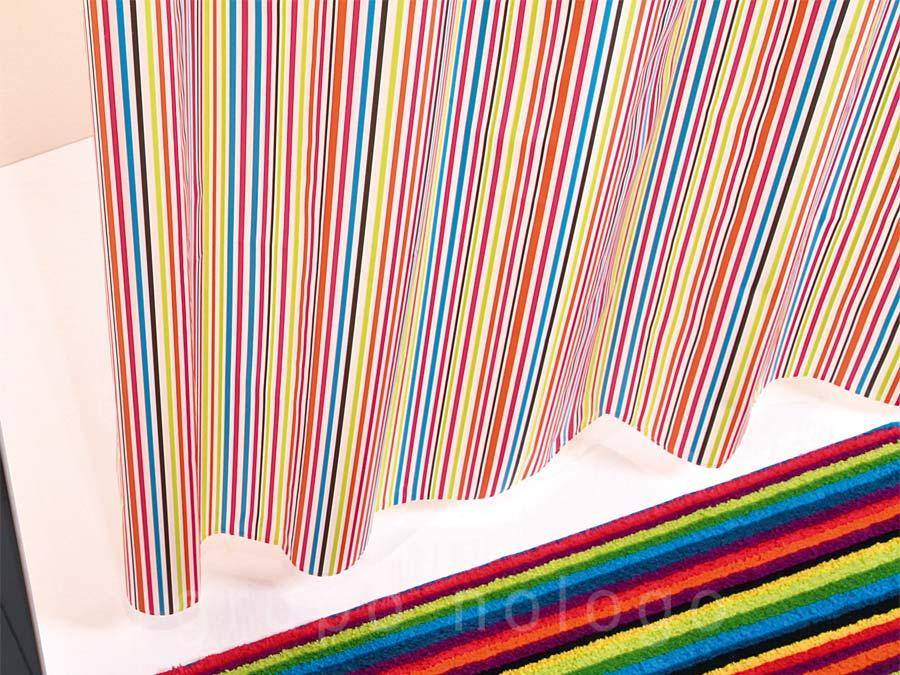 Cortina de ducha rainbow comprar cortina de ducha rainbow - Cortina para ducha ...