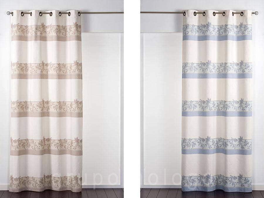 Cortinas con ollaos napoles comprar cortinas con ollaos - Cortinas con ollaos ...
