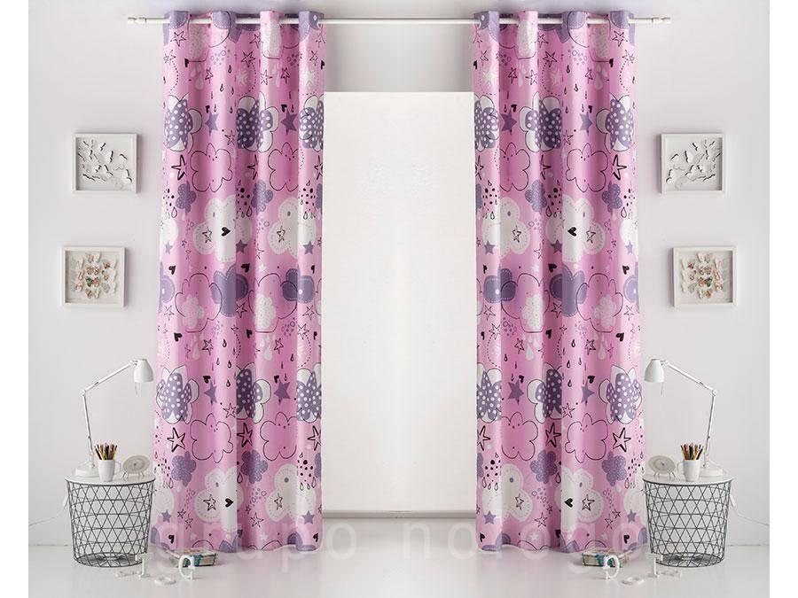 Tienda de cortinas online cortinas visillo con ollaos - Tiendas de cortinas online ...