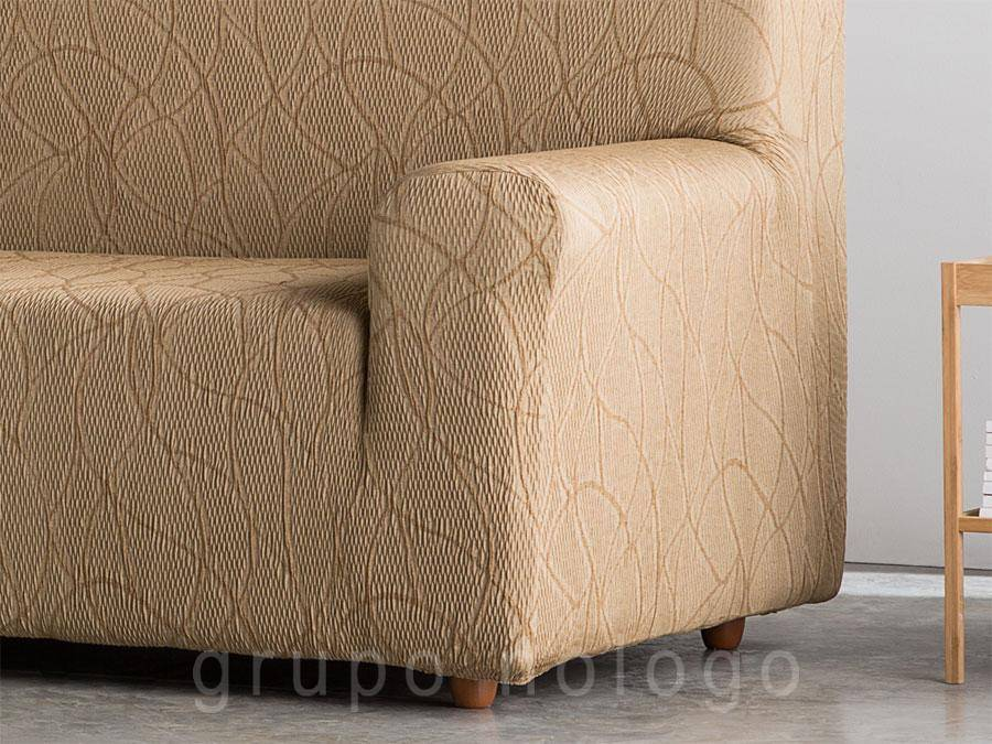 Funda de sof el stica alexia comprar funda de sof - Fundas elasticas para sofa ...