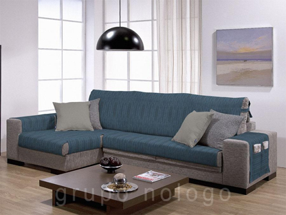 Funda sofa chaise longue Baney