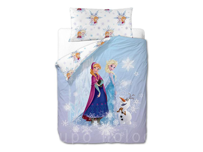 Funda nórdica infantil Frozen Friends
