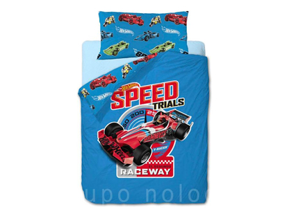 Saco nórdico Hot Wheels Race