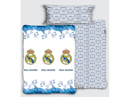 Set de sábanas Real Madrid Emblema