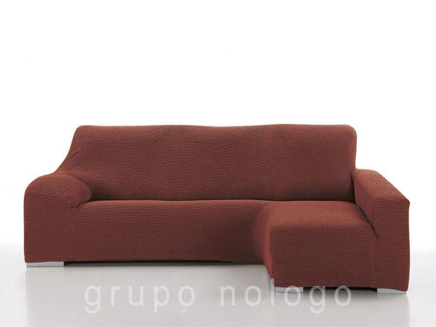 Funda sofá chaise longue ajustable Sada