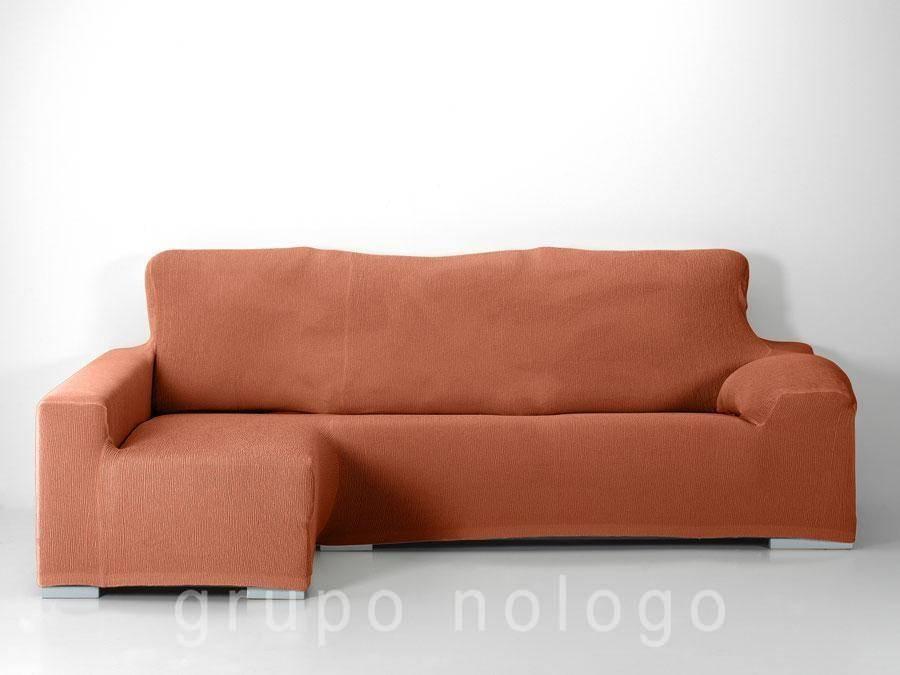 Funda chaise longue el stica jara comprar funda chaise - Fundas sofas chaise longue ...