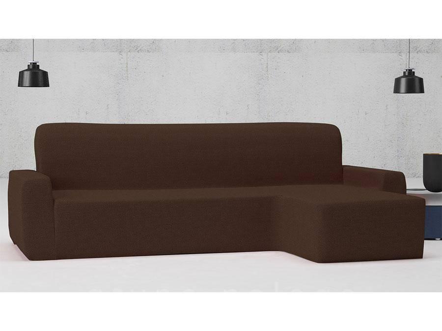 Funda de chaise longue el stica alaska comprar funda de - Fundas sofas chaise longue ...