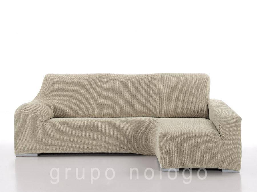 1 fresh fundas sofa chaise longue elasticas sectional sofas - Funda sofa chaise longue ...