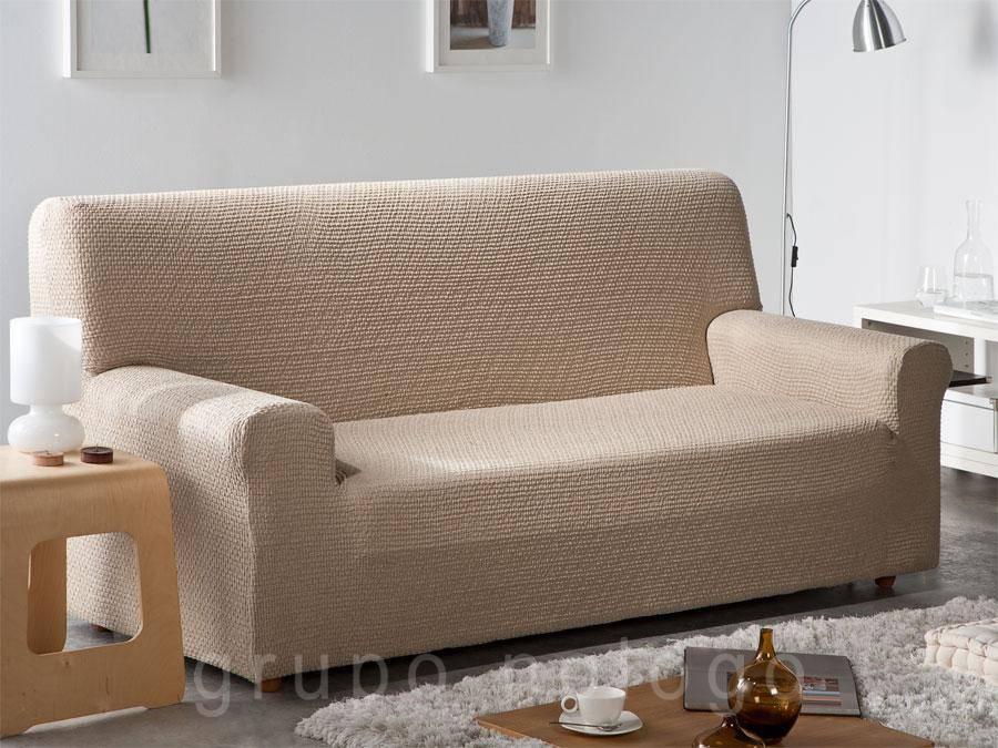 Fundas de sofa fundas para sofa chaise longue funda de for Sofas de 3 plazas
