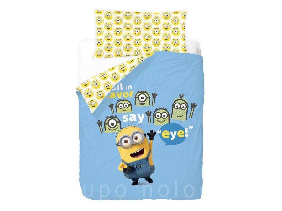 Funda nórdica Minions Eyes