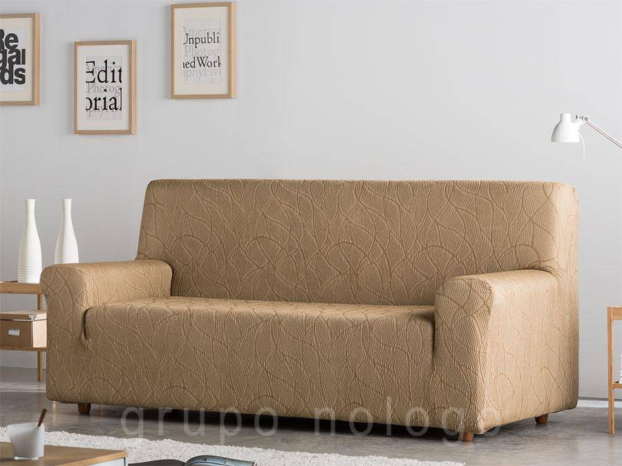 Fundas sof de sofa para chaise longue funda pictures car - Fundas de sofa ajustables ...
