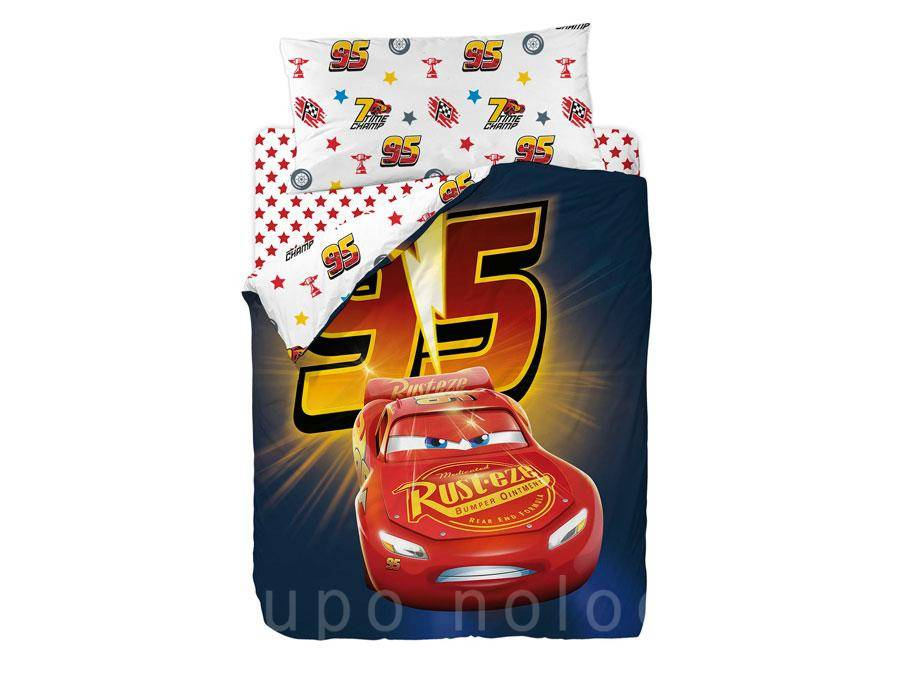 Saco nórdico Cars 3 Racing